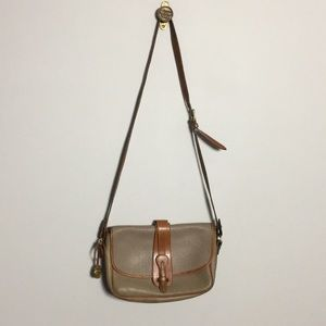 Dooney and Bourke • Vintage Leather Crossbody